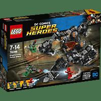 LEGO Knightcrawlers Tunnel-Attacke (76086) Bausatz, Mehrfarbig