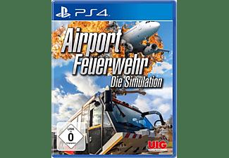 Airport Feuerwehr - Die Simulation - [PlayStation 4]