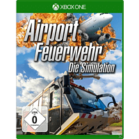 XBO Airport Feuerwehr - Die Simulation [Xbox One]
