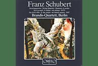 Brandis-quartett- Berlin - Streichquartette G-Moll D 173. Es-Dur D 87 [Vinyl]