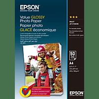 EPSON C13S400036 Fotopapier 210 x 297 mm  A4 50 Blatt