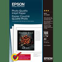 EPSON C13S041061 Einzelblattpapier 210 x 297 mm  A4 100 Blatt