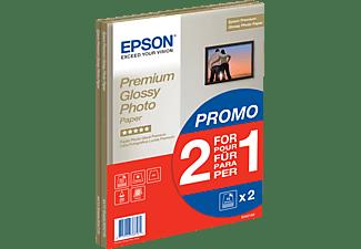 EPSON C13S042169 glänzendes Premium Fotopapier 210 x 297 mm A4 2 x 15 Blatt