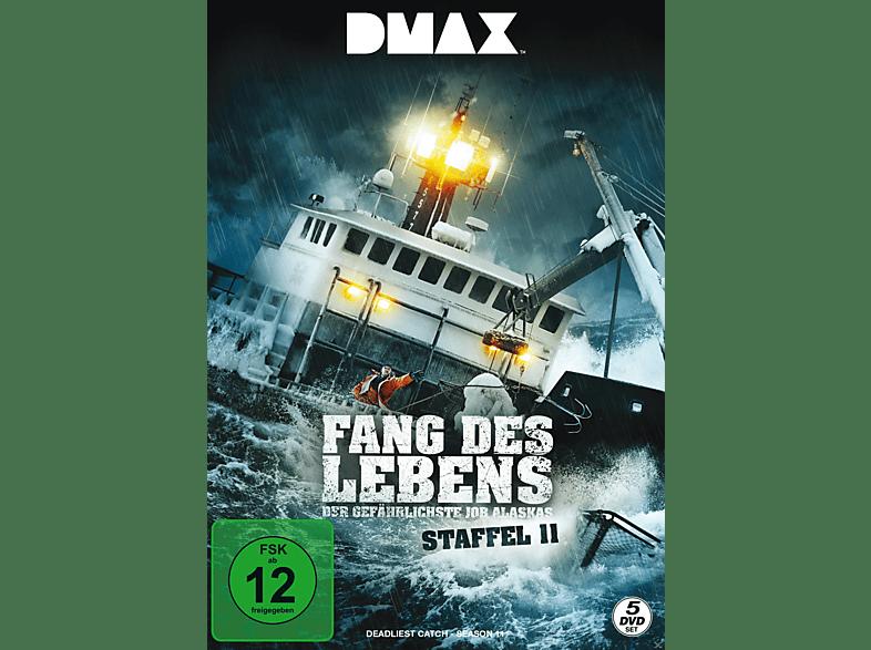 Fang des Lebens - Der gefährlichste Job Alaskas - Staffel 11 [DVD]