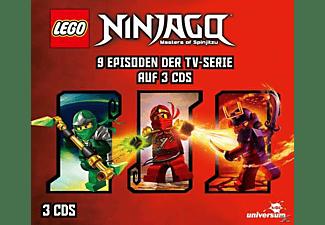 VARIOUS - Lego Ninjago Hörspielbox 003  - (CD)