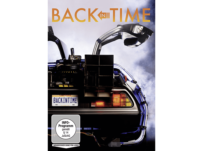 Back In Time [DVD]