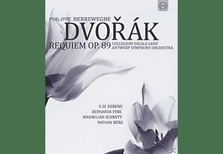 VARIOUS, Royal Flemish Philharmonic, Collegium Vocale Gent - Requiem op.89  - (Blu-ray)