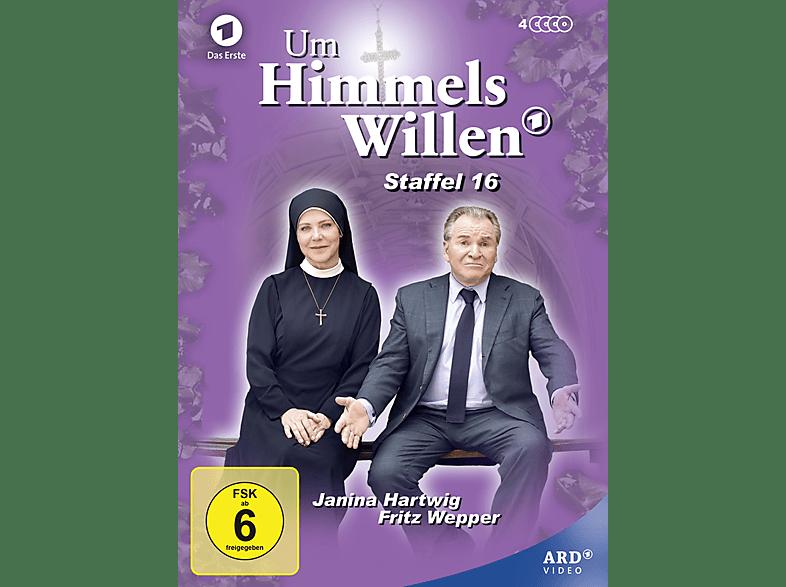 Um Himmels Willen - Staffel 16 [DVD]