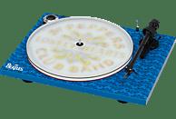 PRO-JECT Essential III Beatles SGT Pepper Plattenspieler Blau