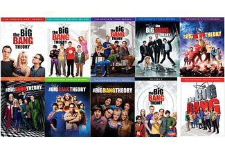 The Big Bang Theory - Saison 1 à 10 - Série TV