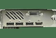 GIGABYTE Radeon RX 580 Gaming 8 GB (GV-RX580GAMING-8GD) (AMD, Grafikkarte)