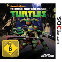 Teenage Mutant Ninja Turtles [Nintendo 3DS]