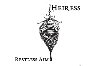 Heiress - RESTLESS AIM  - (CD)