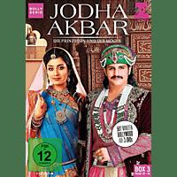 Jodha Akbar - Die Prinzessin und der Mogul - Box 3 (Folge 29-42) [DVD]