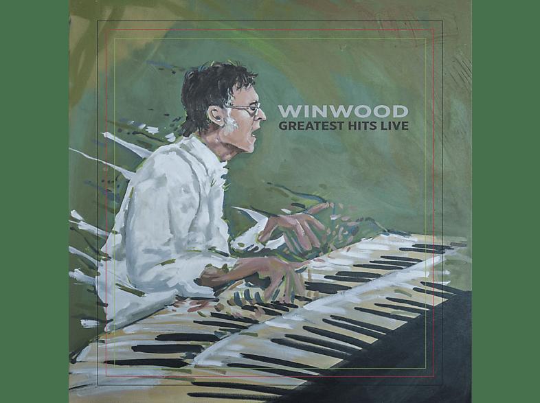 Steve Winwood - Winwood Greatest Hits Live [CD]