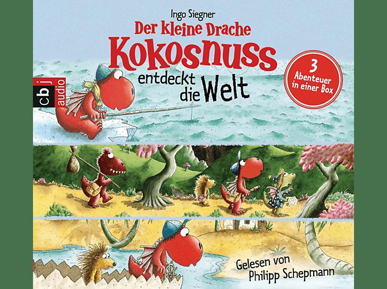 Der Kleine Drache Kokosnuss Entdeckt Die Welt - (CD)