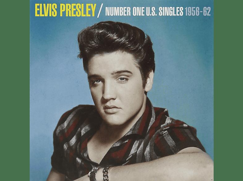 Elvis Presley - NUMBER ONE U.S. SINGLES.. [CD]