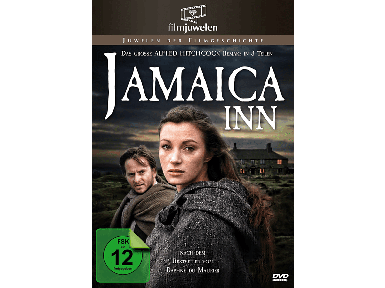 Jamaica Inn - Riff-Piraten - Alfred-Hitchcock-Remake in 3 Teilen [DVD]