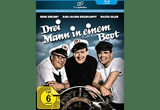 Drei Mann in einem Boot Blu-ray