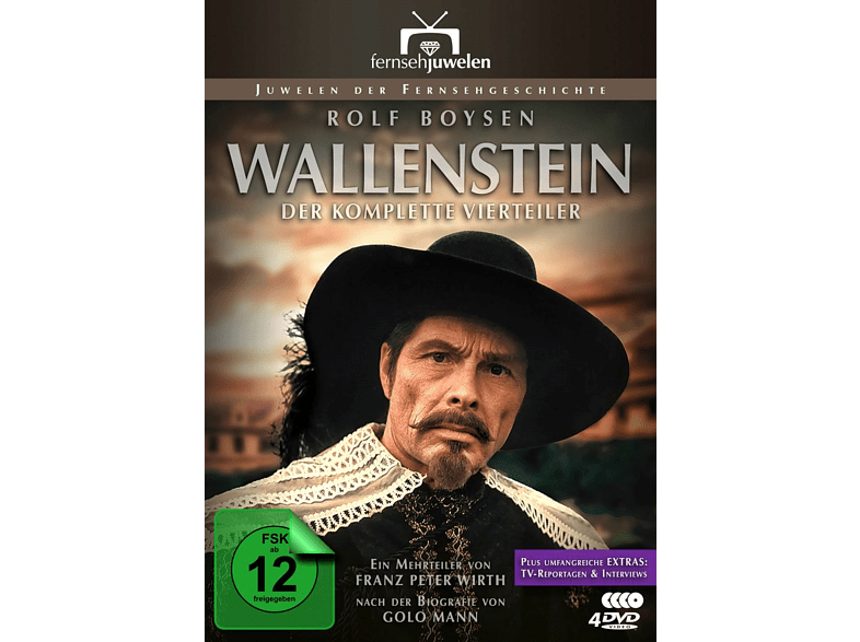 Wallenstein (1-4) [DVD]