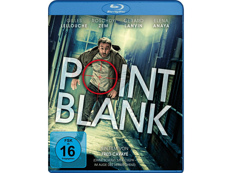 Point Blank - Aus kurzer Distanz [Blu-ray]