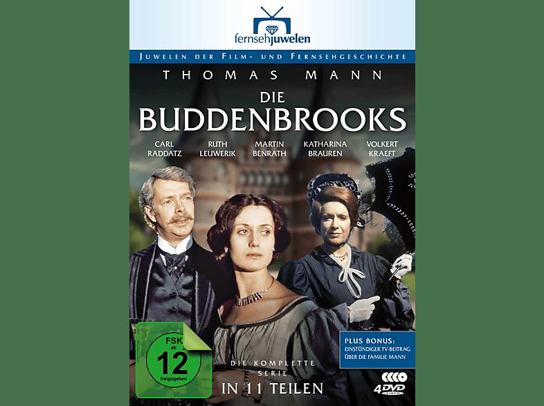 Die Buddenbrooks - Die komplette Serie in 11 Teilen [DVD]