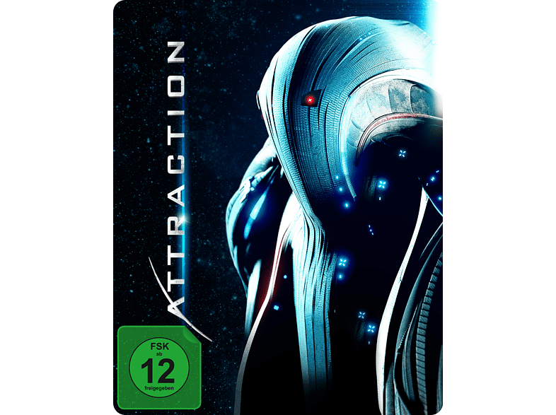 Attraction [3D Blu-ray (+2D)]
