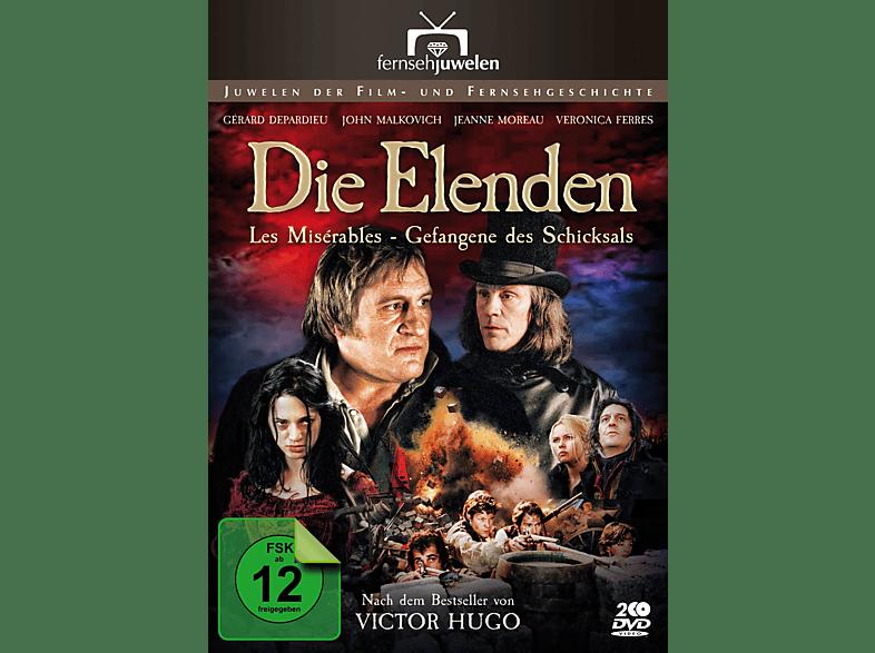 Die Elenden (1-4) - Gefangene des Schicksals [DVD]