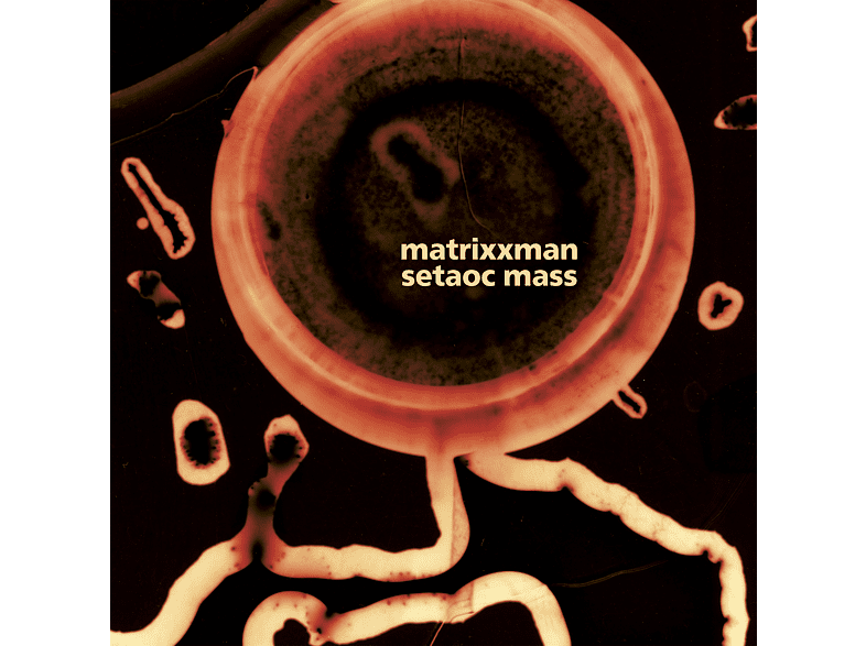 Matrixxman Setaoc Mass - Pitch Black EP [Vinyl]
