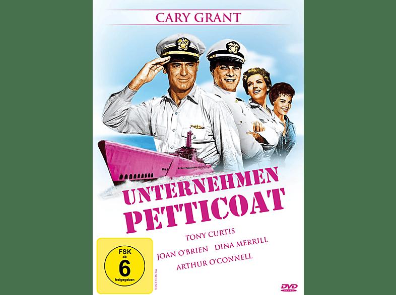 Unternehmen Petticoat [DVD]