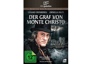 Der Graf von Monte Christo (1-4) DVD