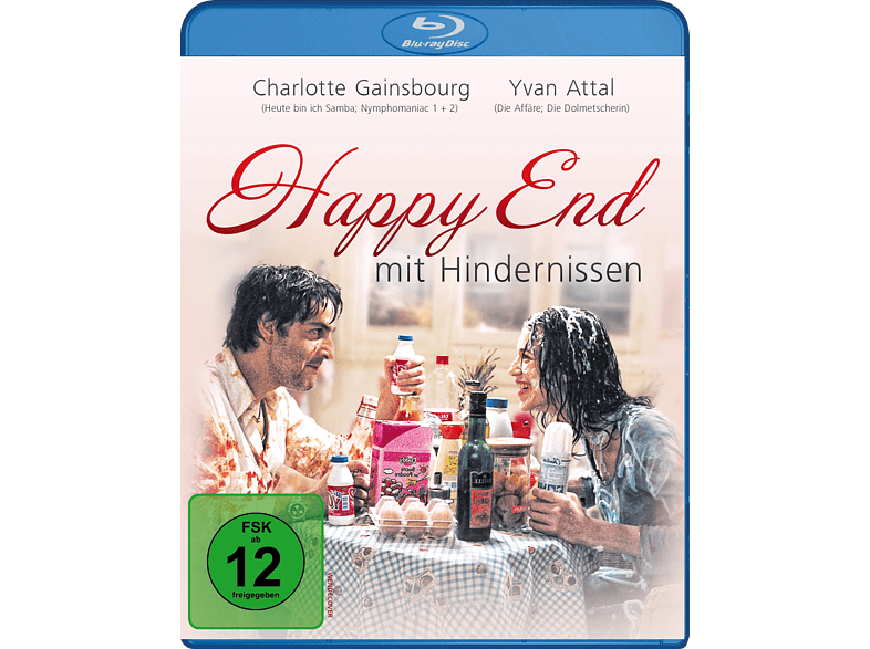 Happy End mit Hindernissen [Blu-ray]