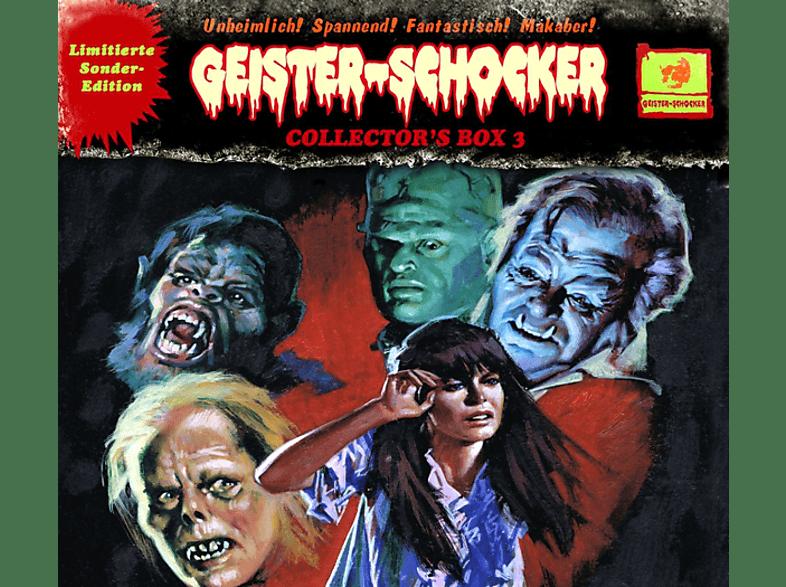 Geister-schocker - Geister-Schocker Collector's Box 3 (Folge 7-9) - (CD)