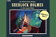 Holmes Sherlock - Sherlock Holmes - Die Neuen Fälle: Collector's Box 3 - (CD)