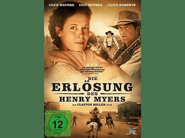 Die Erlösung des Henry Myers [DVD]