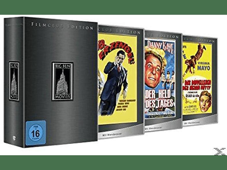 DER ERZENGEL, DAS DOPPELLEBEN DES HERRN MITTY, DER HELD DES TAGES [DVD]