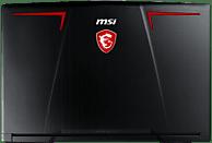 MSI GE73 7RD-006DE Raider, Gaming Notebook mit 17.3 Zoll Display, Core™ i7 Prozessor, 16 GB RAM, 256 GB SSD, 1 TB HDD, GeForce® GTX 1050 Ti, Schwarz