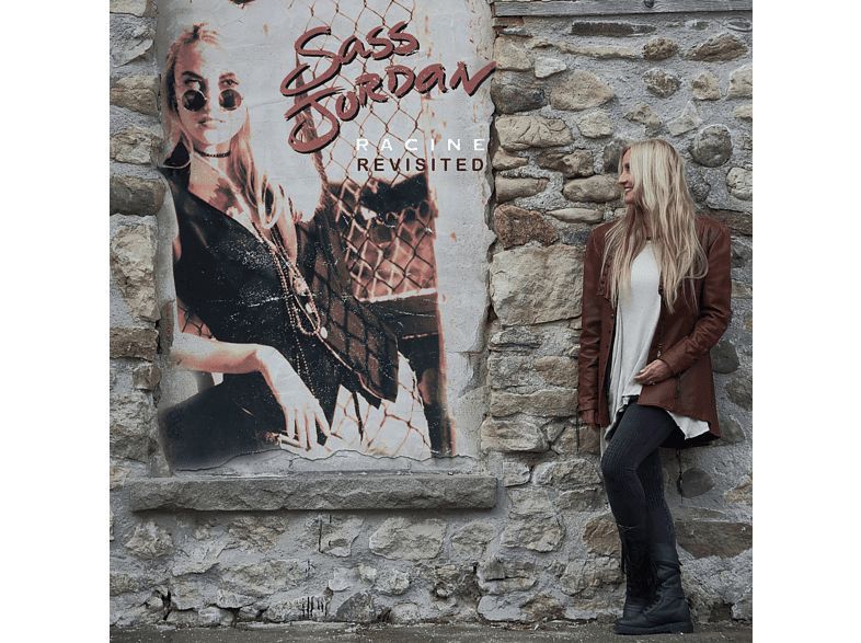 Sass Jordan - Racine Revisited (LP) [Vinyl]