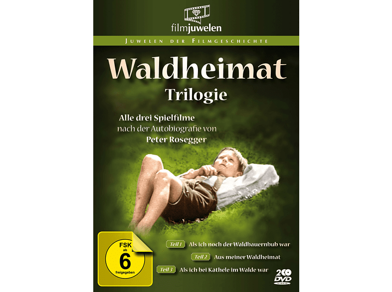 Waldheimat Trilogie [DVD]