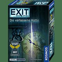 KOSMOS EXIT - Das Spiel/Die verlassene Hütte Brettspiel, Mehrfarbig