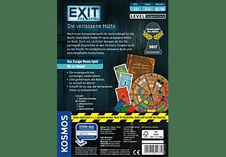 KOSMOS EXIT - Das Spiel/Die verlassene Hütte Brettspiel Mehrfarbig