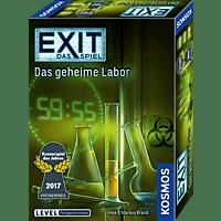 KOSMOS EXIT - Das Spiel/Das geheime Labor Brettspiel, Mehrfarbig