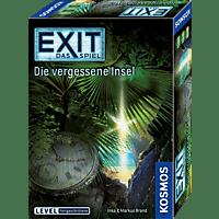 KOSMOS 692858 EXIT - Das Spiel - Die vergessene Insel  Familienspiel, Mehrfarbig
