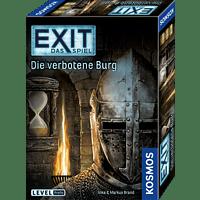 KOSMOS 692872 EXIT - Das Spiel - Die verbotene Burg  Kartenspiel, Mehrfarbig