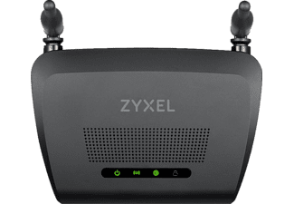 ZYXEL BNG-418NV2 Draadloze Router Zwart