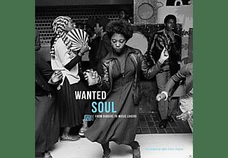 VARIOUS - Wanted Soul  - (Vinyl)