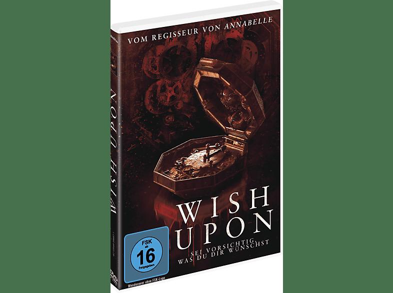 Wish Upon [DVD]