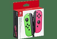 NINTENDO Switch Joy-Con 2er-Set, Controller, Neon-Grün/Neon-Pink