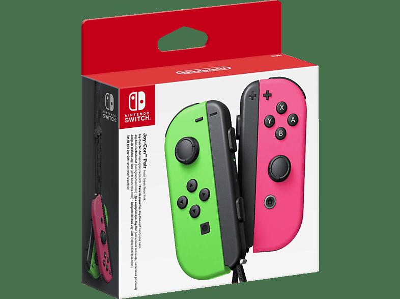 Switch Joy-Con Neon-Grün/Neon-Pink