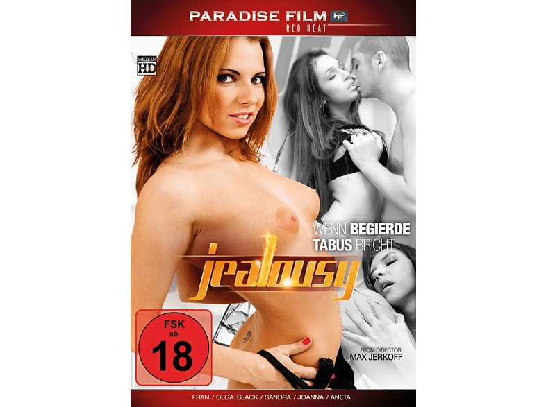 Jealousy-Wenn Begierde Tabus Bricht [DVD]